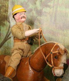Schoenhut Teddy Roosevelt