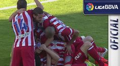 La Liga 2013-14. Match 33. Highlights Getafe CF (0-2) Atlético de Madrid