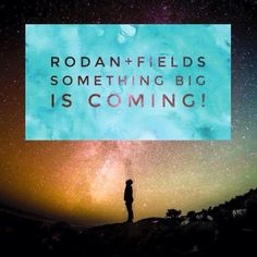 R + F is launching a brand spankin' new product in October - it's kind of top secret, but here's what I know...It is exclusive to Rodan Fields, it is brand new to the skincare industry, people are going to buy it and will be scrambling to find a consultant to buy it from (that consultant could be YOU!) and I'll be one of the first to learn about it, use it and share it with you! If you've been wondering what R + F would look like for you, let's talk! #rfjourney