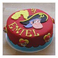 piet piraat - zoete taarten