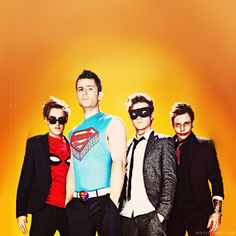 McFly, music, harry judd, danny jones, tom fletcher, dougie poynter