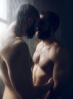 Tumblr gay shower