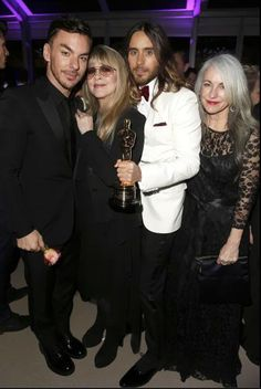 Leto's at Oscars Afterparty 2014