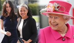 Meghan Markle's mum: Will Doria Ragland spend Christmas at Sandringham with the QUEEN? Doria Ragland, Royal Family News, Queen Elizabeth Ii, Duke And Duchess, Meghan Markle, Christmas, Xmas, Navidad, Noel