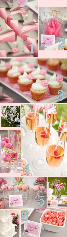 "Entertain Ideas For a ""Pretty in Pink"" Outdoor Party"