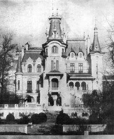 Palatul Elenei Kretzulescu (fațada spre Cișmigiu), Strada Știrbei Vodă nr. 39 - arh. Petre Antonescu