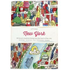 An inspirational guide to places that only insiders of the Big Apple know and go. Pocket-sized guide sports an artistic edge with a city map jacket drawn by Mike Perry, as well as practical info essential for a satisfying trip. Each CITIx60 guide is a unique collaboration with local creatives that points you to 60 hangouts loved by 60 stars of the cities' creative scene, covering architecture, art spaces, shops and markets, eating and entertainment. Contents also include before you go…