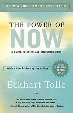 The Power of Now  An incredible book!