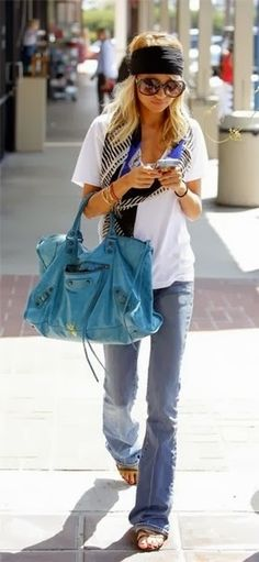 anne makeup®: mural fashion: o combo básico jeans e camiseta branca