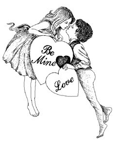 Valentine Hearts on Pinterest