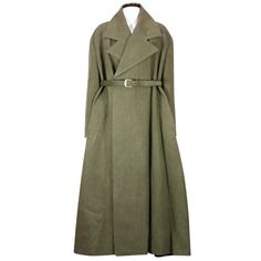 1stdibs | Amazing Linen Duster, Callaghan by Romeo Gigli