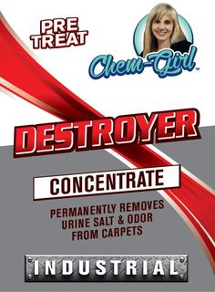 DESTROYER - Best Permanent Urine Stain and Odor Remover. No More Re-Marking. Dissolve and Neutralize the Urine Salts. Spot and Stain Gone for Good. ** Don't get left behind, see this great cat product : Cat litter