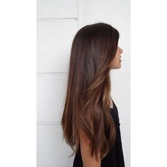 Beautiful Girls With Long Brown Hair Tumblr: Excellent Beautiful Girls... ❤ liked on Polyvore featuring hair