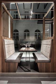 interior design, restaurant Enso Sushi & Grill by DIA – Dittel Architekten - DIA Restaurant and Bar Design - Travel & Restaurants