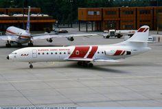 Photo EAS Europe Aero Service Sud Aviation SE-210 Caravelle 6N F-GBMJ