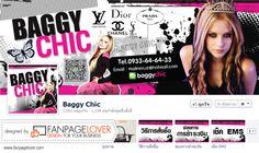 รับทำแฟนเพจ ออกแบบแฟนเพจ ราคาถูก ด้วยทีมงานมืออาชีพ www.fanpagelover.com Prada, Dior, Chanel, Chic, Design, Elegant, Dior Couture, Design Comics