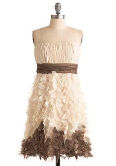 A Whispered Wish Dress, #ModCloth