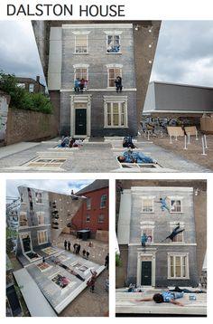 #art #interactive #installation by Leandro Erlich