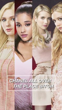 Wallpaper Lockscreen ✔ (Scream Queens)