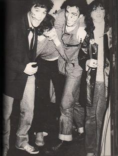 Cult Jones : NIHONGI, Satomi. - Documentary 1977-1979: Punk Rock in London.