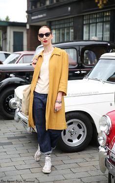 The Street Style Carousel › Street Style Snaps