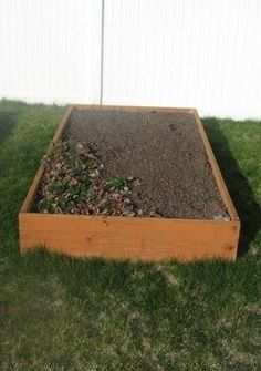 Raised Bed Gardening Blog: How To Build A Raised Bed