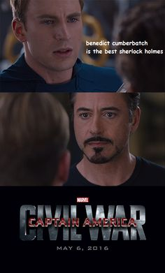 These 'Captain America : Civil War' Memes Explain Why Tony And Steve Are REALLY Fighting-