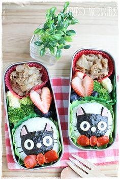 Jiji Cat Bento