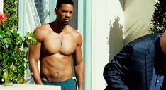 Will Smith - Focus.Christian Grey who? Big Will cut as usual Celebrity Crush, Celebrity News, Black Is Beautiful, Beautiful People, Will Smith Movies, Wet Dreams, 2015 Movies, Sharp Dressed Man, Christian Grey