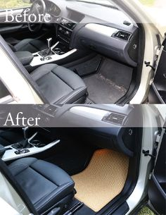 These custom car mats look awesome in this 2003 Which picture do you prefer- before or after? Custom Car Mats, Custom Cars, Bmw X3, Dublin, Luxury Cars, Car Seats, Personal Style, Awesome, Pictures