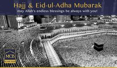 *Eid-ul-Azha* is EID of sacrifice and commitment of Allah ( SWT )'s orders, May Allah ( SWT ) bless us with the same in all circles of life, and help all amongst us, who are helpless, worried and waiting for his rehmat.  *EID MUBARAK*