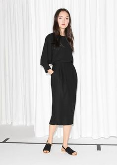 Little black dress. See why it's a closet must-have and shop it and 29 other trend-resistant pieces every woman should have by the time she's 30.