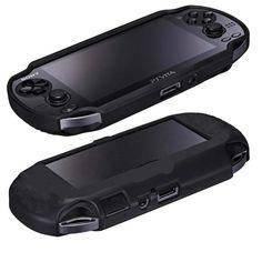 Hard Carry Psv Silica gel ps vita psvita 1000 Protective Sleeve Case For Sony Psvita Game Case TPU Frame Cover