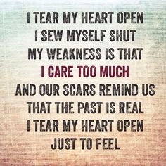 Papa Roach. Scars. Favorite song of theirs.