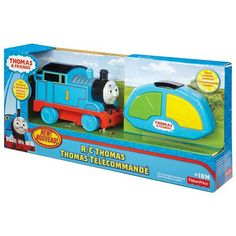 Thomas and Friends RC Thomas the Tank Engine by Fisher-Price