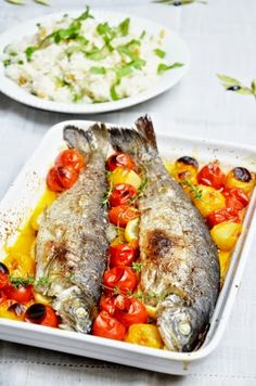 Hungarian Recipes, Hungarian Food, Fish Recipes, Seafood Recipes, Food And Drink, Turkey, Cooking, Christmas, Rice
