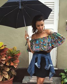 """""""Dá pra ser feliz na chuva, gente! ❤️ #ootd #modicesinspira"""""""
