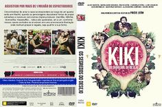 W50 Produções CDs, DVDs & Blu-Ray.: Kiki - Os Segredos Do Desejo