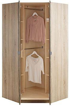 Eckkleiderschrank »Malaga« in  im Online Shop von Baur Versand