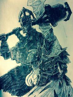 dark souls 2..bosses