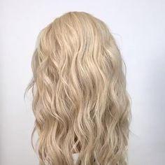 Easy Hairstyles For Long Hair, Bride Hairstyles, Medium Hair Styles, Curly Hair Styles, Hair Upstyles, Brown Blonde Hair, Grunge Hair, Hair Videos, Bridal Hair