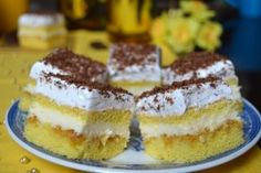 Blat :  5 oua  un Apple Recipes Easy, Baking Recipes, 3 Ingredients, Tiramisu, Cheesecake, Easy Meals, Sweets, Ethnic Recipes, Desserts