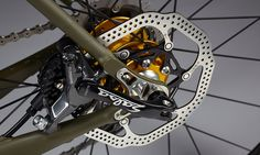// Speedvagen Road Disc Bike
