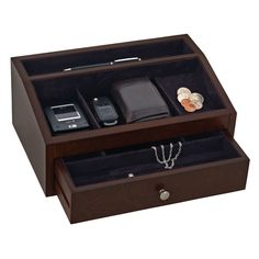 Have to have it. Reed & Barton Jackson Jewelry Valet - 12W x 5H in. - $84.92 @hayneedle