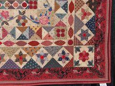 Heartspun Quilts ~ Pam Buda: Houston Quilt Market