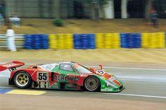1991 Le Mans Mazda 787B | Flickr - Photo Sharing!