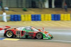 1991 Le Mans Mazda 787B | Flickr - Photo Sharing!