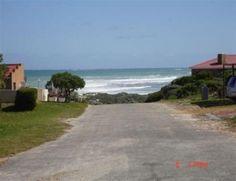 Pearly Beach, Gansbaai, Western Cape - stink strandjie!