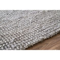 You'll love the Fraida Jute Gray Area Rug at AllModern - With Great Deals on modern Décor products and Free Shipping on most stuff, even the big stuff.