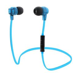fone de ouvido Bluetooth sem fio Bluetooth Earphone Sports Headphones Microphone Auriculares for Samsung Sony LG etc